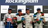 Brabham takes dramatic podium in his final UK race
