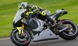 Rain ruins Rossi's return to Yamaha