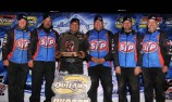 Donny Schatz claims fifth World of Outlaws crown