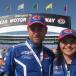 FEATURE: Aussie couple's Texas NASCAR tour delight