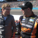 Jack Perkins in awe of first NASCAR oval experience