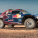 Off-road legends back together for Dakar assault