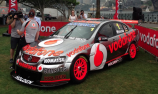 Triple Eight don chrome livery to farewell Vodafone