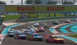 Whincup doubles up in Abu Dhabi Race 2