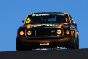 V8sevent11Bath012 00322 344x229 Touring Car Masters goes down to wire at Sandown