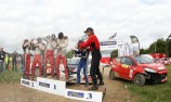 Honda sweeps ARC finale