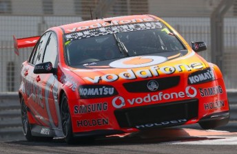 Jamie Whincup now leads the standings by 296 points over Mark Winterbottom