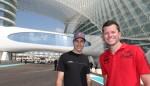 abudhabi10 150x86 GALLERY: V8 Supercars opening day in Abu Dhabi