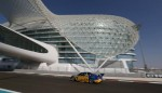 abudhabi12 150x86 GALLERY: V8 Supercars opening day in Abu Dhabi