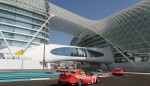 abudhabi7 150x86 GALLERY: V8 Supercars opening day in Abu Dhabi