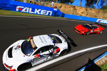 A total of 54 cars have been entered for the 2013 Bathurst 12 Hour