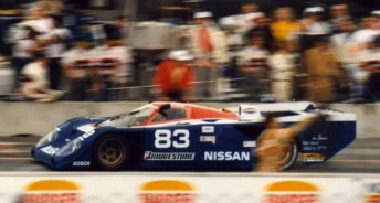 Nissan's IMSA program and Geoff Brabham struck a mighty combination
