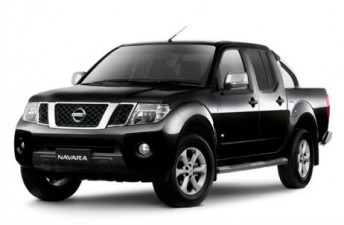 The Nissan Navara