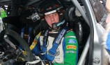 Brendan Reeves takes the wheel of WRC Ford