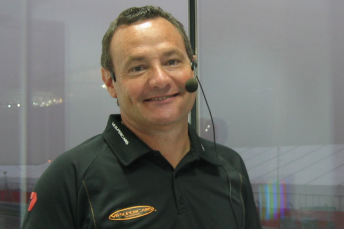 V8 Supercars commentator and operator of velocity Management Group Chris Jewell