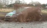 VIDEO: Brendan Reeves testing a Ford Fiesta World Rally Car