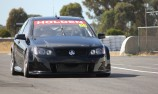 Two Walkinshaw Commodores to be shaken down at Winton