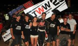 James McFadden masters his second Australian Sprintcar Title