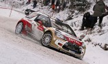 'Semi-Retired' Sebastien Loeb gaps the field on Rallye Monte-Carlo