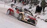 'Semi-Retired' Sebastien Loeb gaps the field on Rallye Monte-Carlo