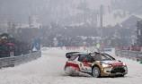 Sebastien Loeb wins Rallye Monte-Carlo