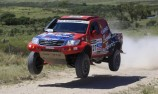 Australian closes-in on Dakar top-10