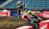 Work to do for Chad Reed after Phoenix Supercross