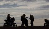 Rider killed at Dakar