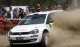 Australian Rally Champion sweating on new car delivery