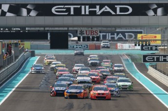 Jamie Whincup has won six of the seven races held in Abu Dhabi since the V8 Supercars first ventured to Yas Marina in 2010