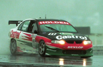 larry perkins russell ingall sandown 500 1998 344x224 Larry Perkins confirms sale of RECs to Kellys