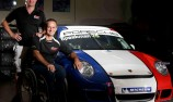 Paraplegic driver aiming for Carrera Cup in 2014