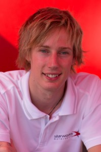 Brendon Hartley. Pic: Andrew Hall