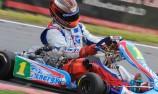 Aussie Champ beats World Champ in Stars of Karting opener