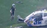 Spectators injured in NASCAR crash at Daytona