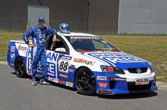 Dixon 344x228 Jesse Dixon fully focussed on V8 Ute campaign