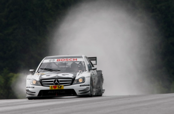 Four seasons in the DTM with Mercedes yielded a best season result of 12th