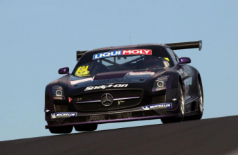 Erebus Mercedes secures Bathurst 12 Hour pole