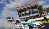 John Force and the Castrol GTX Ford Mustang secure semi-finals berth in Arizona