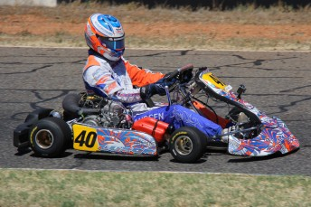 Hanssen 9973 2500wide 344x229 World Cup Champion to create Australian karting history this weekend