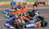 V8 stars go back to their roots to launch National Karting Championships
