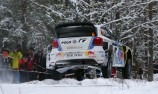 VW fastest in Rally Sweden qualifying