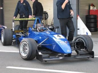 Oon 344x258 Jordan Oon to enter Australian Formula 3