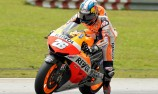 Pedrosa leaves Sepang test on top