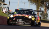 Luff edges Van Gisbergen in second Bathurst practice
