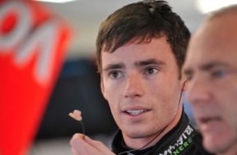 Scott Pye has graduated to the V8 Supercars Championship
