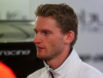 German driver Maro Engel