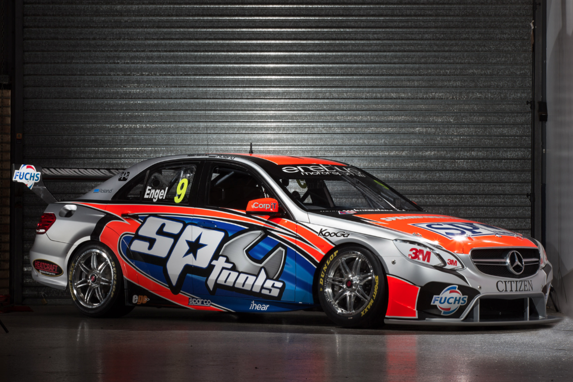 GALLERY: Launch of the Mercedes-Benz V8 Supercars - Speedcafe