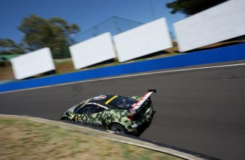 Maranello Ferrari ends Bathurst practice on top
