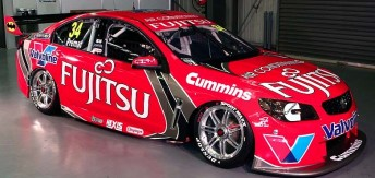 car 344x163 BJR and GRM release first pics of new VF Commodore